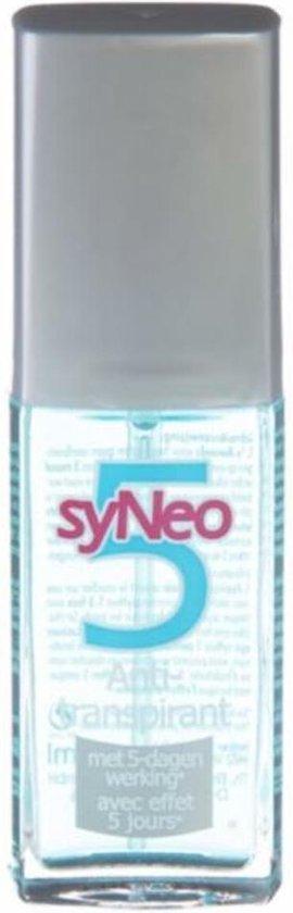 Syneo Deodorant Anti-transpirant Pompspray 30 ml