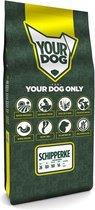 Volwassen 12 kg Yourdog schipperke hondenvoer