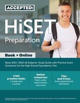HiSET Preparation Book 2021-2022 All Subjects