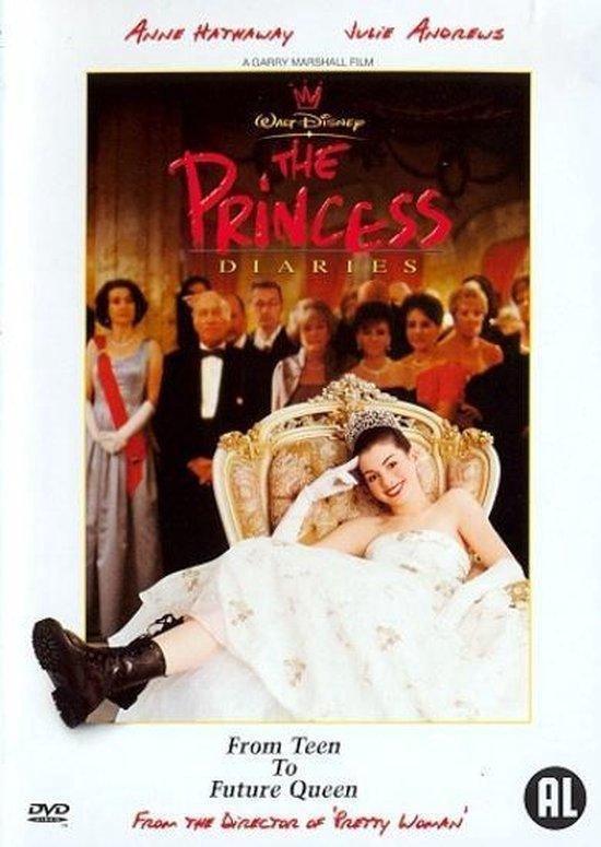 Cover van de film 'Princess Diaries'