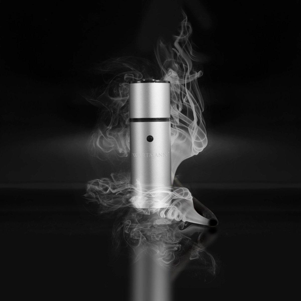 Wartmann WM-1602 SMK Foodsmoker - Koud roken - Werkt op twee AA batterijen