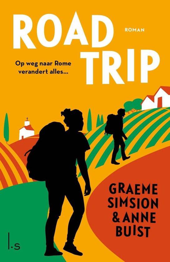 Boek cover Camino 2 -   Roadtrip van Graeme Simsion (Paperback)