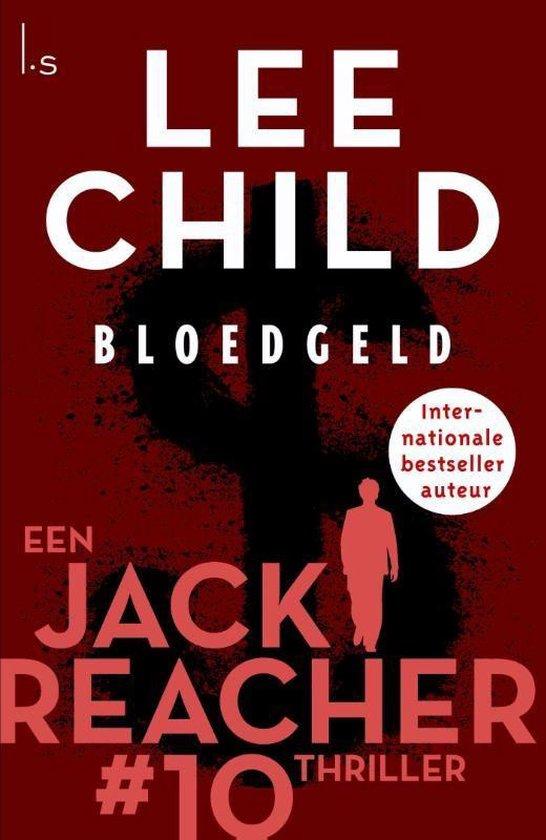 Omslag van Jack Reacher 10 -   Bloedgeld