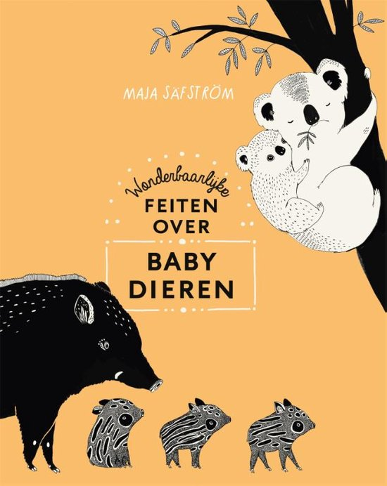 Wonderbaarlijke feiten over babydieren