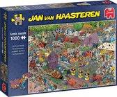 Jan van Haasteren De Bloemencorso puzzel - 1000 stukjes