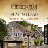 Omslag Playing Dead - Cherringham - A Cosy Crime Series: Mystery Shorts 9 (Unabridged)