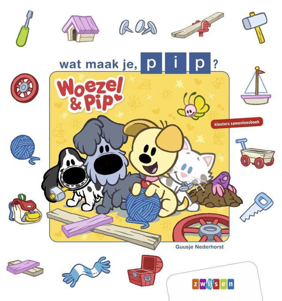 Woezel & Pip  -   wat maak je, pip?