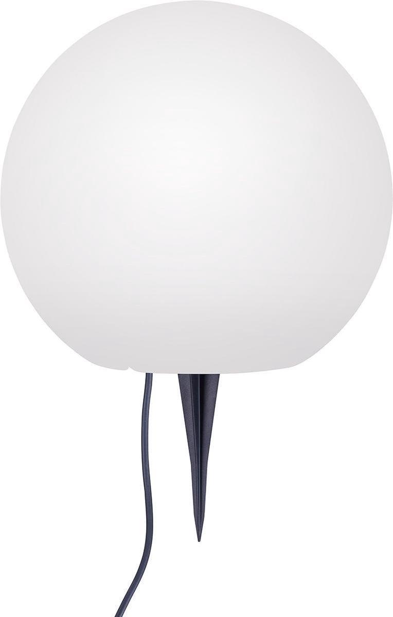 LED Priklamp met Stekker WiZ - Smart LED - Torna Necty XL - Slimme LED - Dimbaar - Aanpasbare Kleur - Spatwaterdicht - Afstandsbediening - RGBW