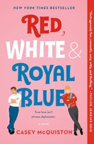 Boek cover Red, White & Royal Blue van Casey Mcquiston (Paperback)