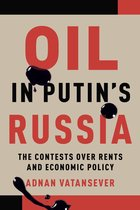 Omslag Oil in Putin's Russia