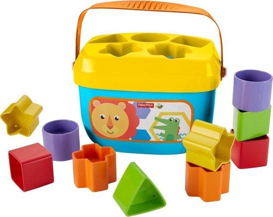 Fisher-Price Baby's Eerste Blokken - Blokkendoos