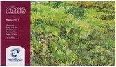 Van Gogh Oliepastel Starterset 12 Pastels - National Gallery