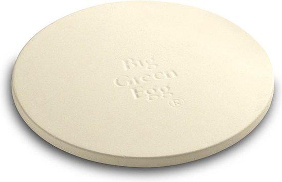 Pizzazsteen voor Big Green Egg BBQ L (Diameter 36cm)