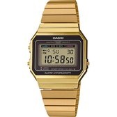 Bol.com-Casio Vintage A700WEG-9AEF Unisex Horloge - 33 mm-aanbieding