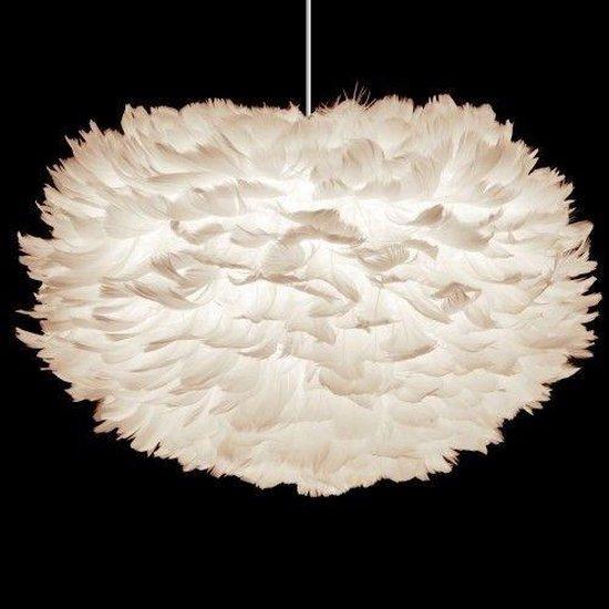 Umage EOS Hanglamp - Ø45 cm - Wit - Losse lampenkap