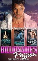 Billionaire's Passion : Billionaire Romance Collection