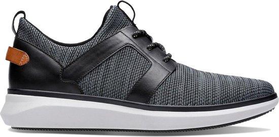 Clarks Un Globe Lace Sneakers 26140814 Zwart