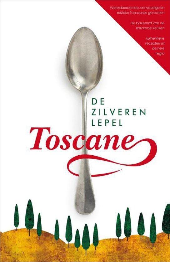 Boek cover De Zilveren Lepel - Toscane van Onbekend