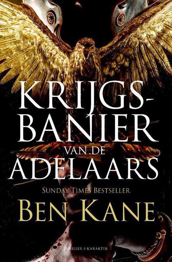 Krijgsbanier van de Adelaars - Ben Kane |