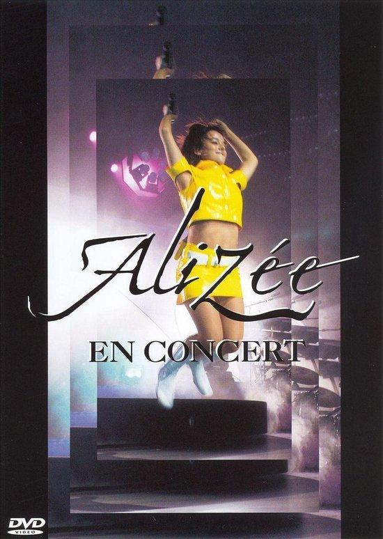 Cover van de film 'Alizee - Live 2004'