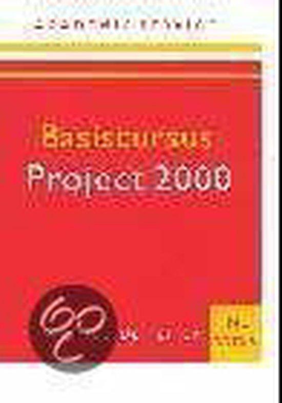 BASISCURSUS PROJECT 2000 - W. de Feiter  
