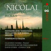 Orchestral Works Vol.1: Symphony Wo