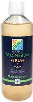 Himalaya Magnesium Serum - Gel+MSM   500 ml navulfles voor Magnesium Serum Pompfles   Magnesiumchloride voor spieren