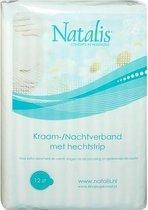 Natalis Kraam- /Nachtverband Maandverband - 12 stuks