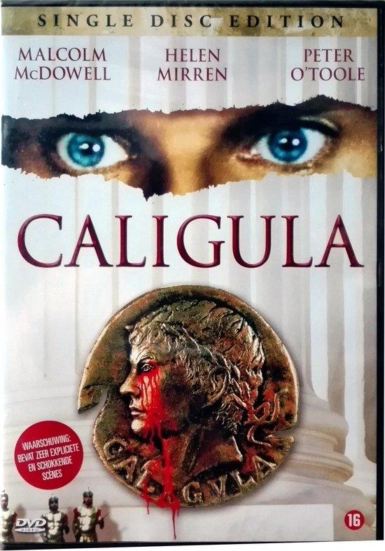 Cover van de film 'Caligula'