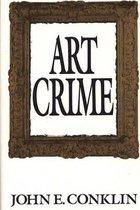Boek cover Art Crime van John E Conklin