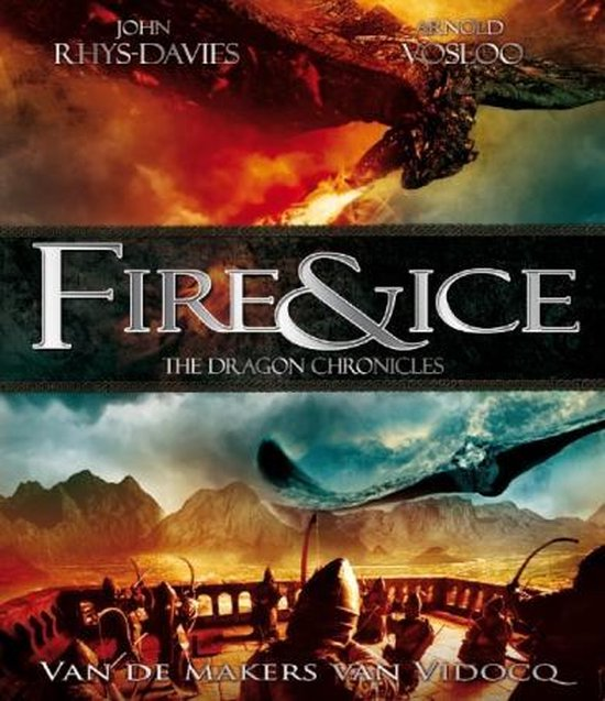 Cover van de film 'Fire & Ice'