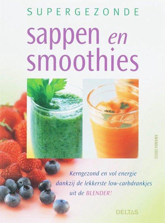 Supergezonde sappen en smoothies - Amanda Cross | Readingchampions.org.uk