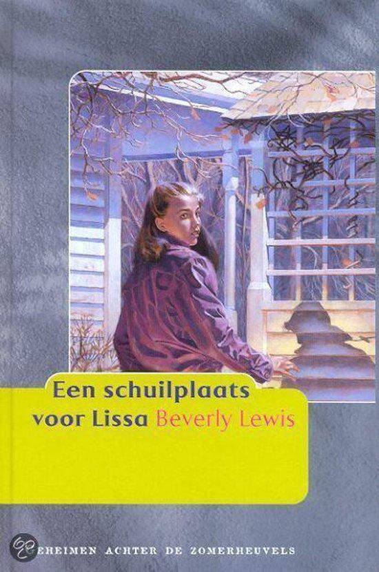 Een Schuilplaats Voor Lissa - Lewis pdf epub