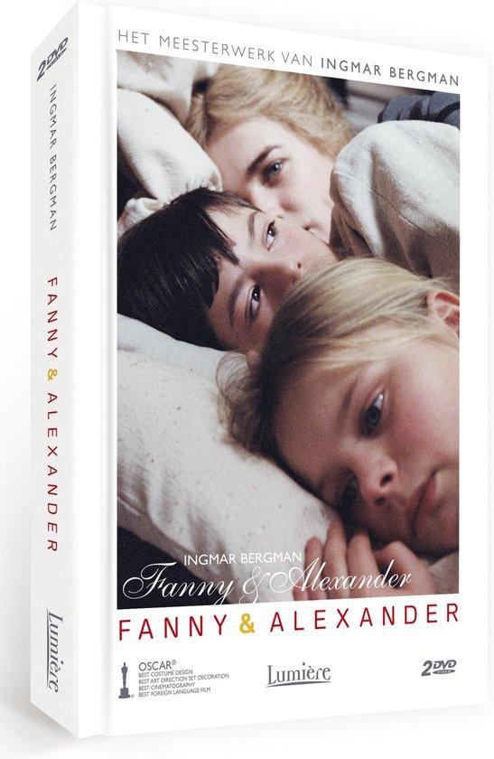 Cover van de film 'Fanny & Alexander'