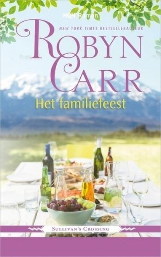 Het familiefeest - Robyn Carr |