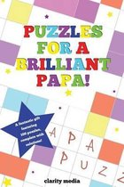 Puzzles for a Brilliant Papa
