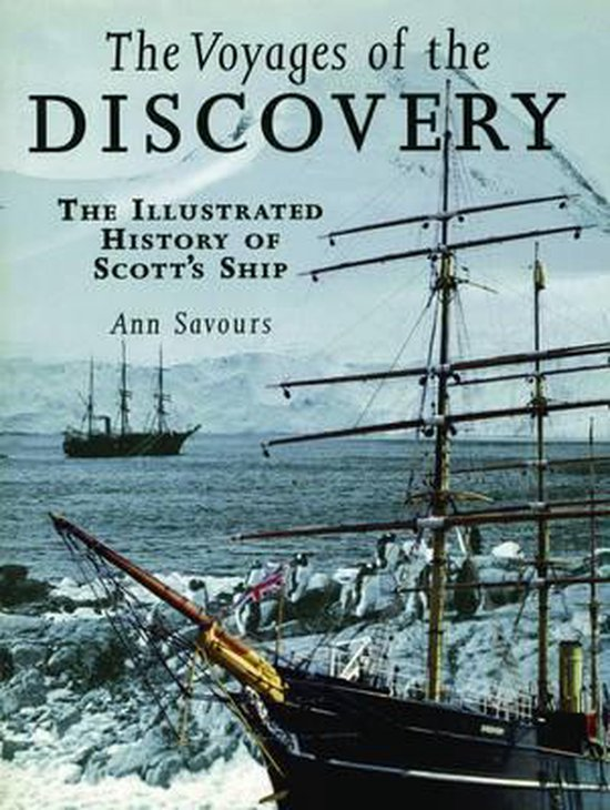 Boek cover Voyages of the Discovery van Ann Savours (Paperback)