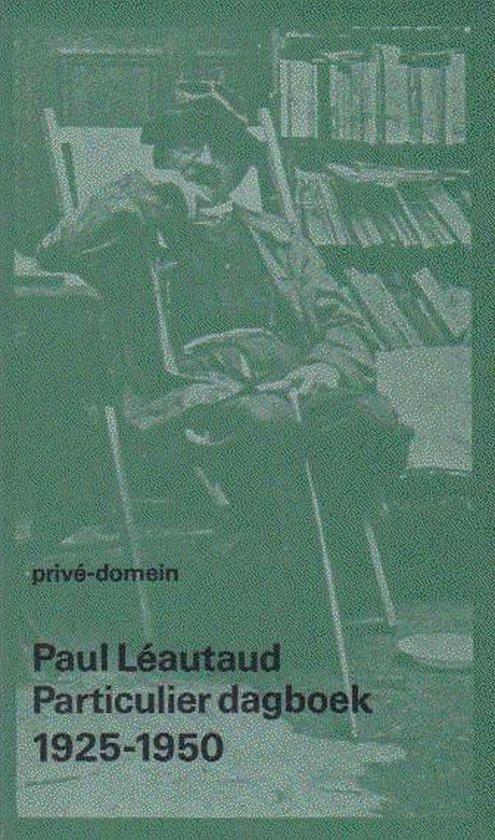 Particulier dagb. 1925 1950 pd - Leautaud  