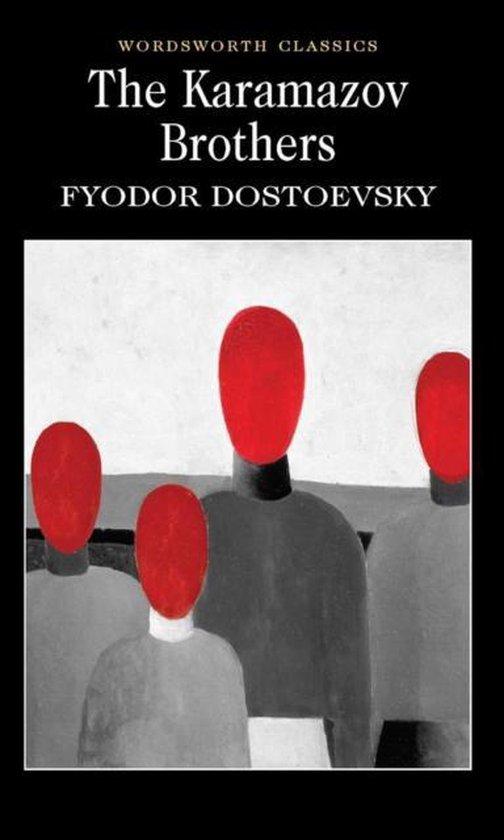 Boek cover The Karamazov Brothers van Fyodor Dostoevsky (Paperback)