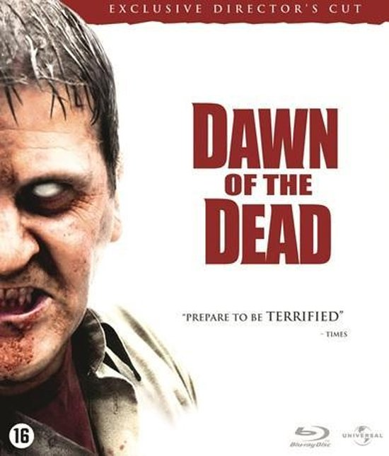 Cover van de film 'Dawn Of The Dead'