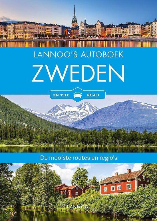 Lannoo's autoboek - Zweden on the road - Christian Nowak |