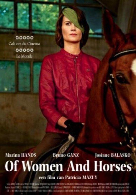 Cover van de film 'Of Woman And Horses'