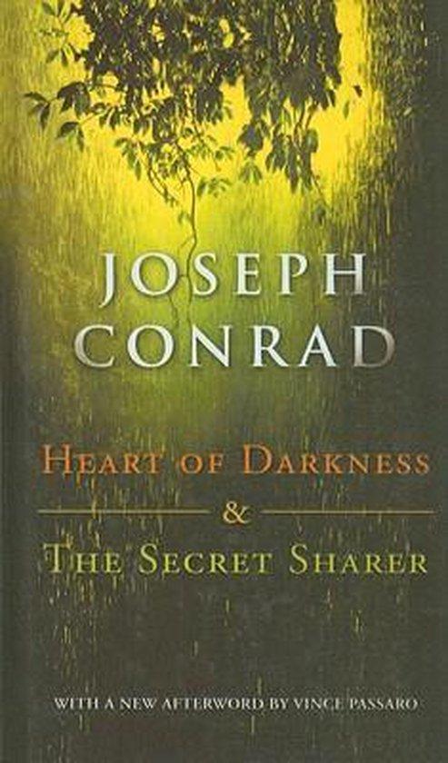 Boek cover Heart of Darkness and the Secret Sharer van Joseph Conrad (Hardcover)