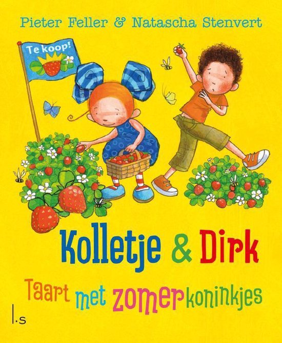 Kolletje & Dirk - Taart met zomerkoninkjes - Pieter Feller   Fthsonline.com