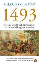 Boek cover 1493 van Charles Mann (Paperback)