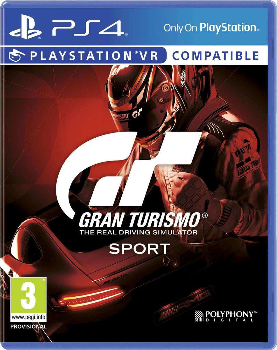 Gran Turismo GT Sport - PS4 - Merkloos