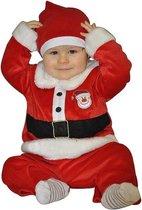 Kerstpakje Baby Kerstman Kostuum 12-24 maanden
