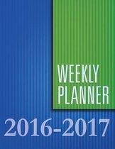 Weekly Planner 2016-2017