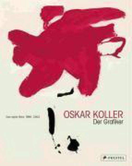 Cover van het boek 'Oskar Koller Der Grafiker'