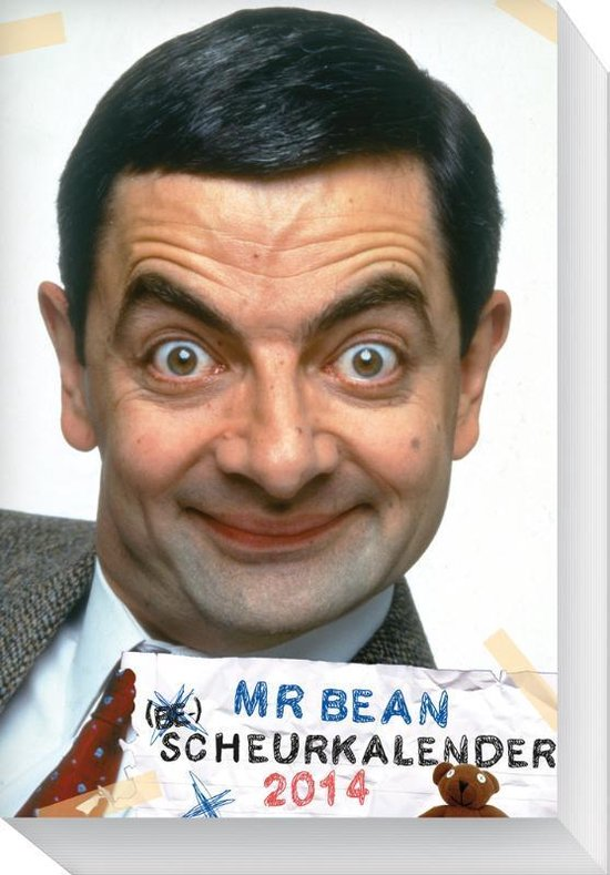 SCHEURKALENDERS 2014 Mr Bean